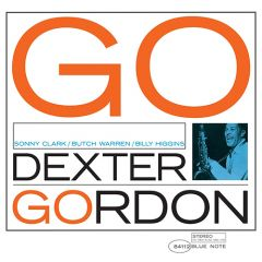 Dexter Gordon - Go! LP
