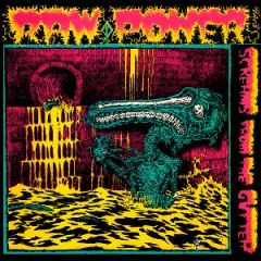 Raw Power - Screams From The Gutter LP