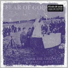 Fear Of God - Under The Chainsaw. Complete Demos '87 LP