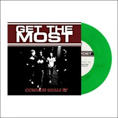 1 7/ 2 LP/ 1 CD Bundle incl. Get The Most first 7 on green