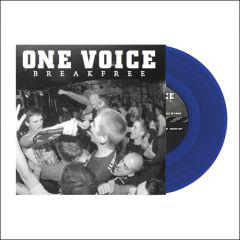 4 7/ 1 CD Bundle incl. One Voice 7 on blue Vinyl