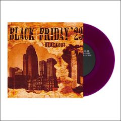 "2 7""/ 1 CD Bundle incl. Black Friday '29 7"" on purple"