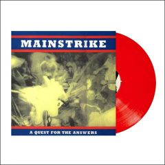 4 LP/ 1 CD Bundle incl. Mainstrike first LP on red