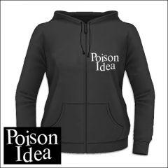 Poison Idea - Logo Girlie Zipper