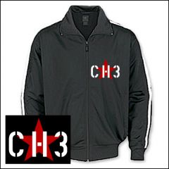 Channel 3 - Logo Trainingsjacke