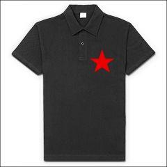 Roter Stern - Logo Polo Shirt