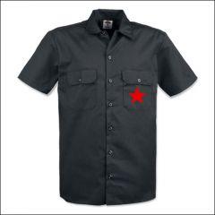 Roter Stern - Wokershirt