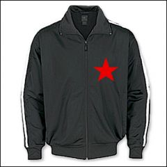 Roter Stern - Trainingsjacke