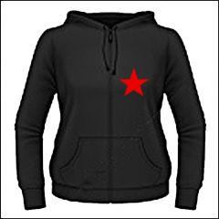Roter Stern - Girlie Zipper