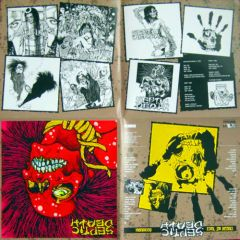 Septic Death - Crossed Out Twice 2xLP