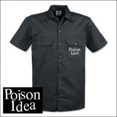 Poison Idea - Logo Workershirt