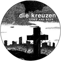 Die Kreuzen - Cows And Beer Button