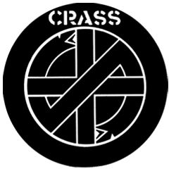 Crass - Logo Button