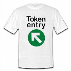 Token Entry - Logo Shirt
