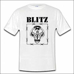 Blitz - Razor Skull Shirt