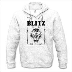 Blitz - Razor Skull Hooded Sweater