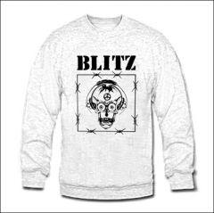 Blitz - Razor Skull Sweater
