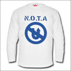 N.O.T.A. - Logo Longsleeve