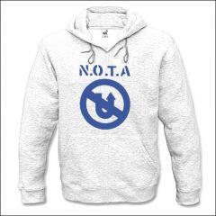 N.O.T.A. - Logo Hooded Sweater