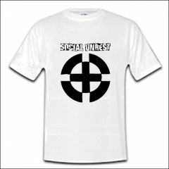 Social Unrest - Logo Shirt