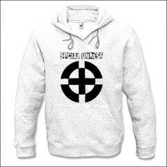 Social Unrest - Logo Hooded Sweater