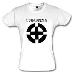 Social Unrest - Logo Girlie Shirt