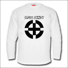Social Unrest - Logo Longsleeve