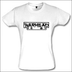 Warhead - Logo Girlie Shirt