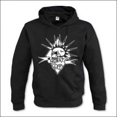 Mob 47 - Skull Hooded Sweater