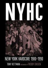 NYHC - New York Hardcore 1980 - 1990 Book