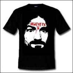 Negative FX - Charles Manson Shirt (reduziert)