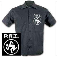 DRI - Logo Workershirt (reduziert)