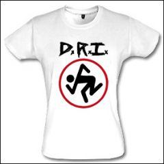 DRI - Logo Girlie Shirt (reduziert)