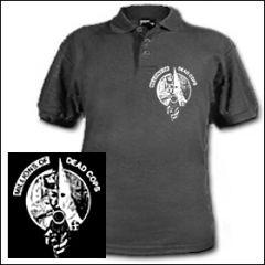 MDC - Police/ Klan Polo Shirt (reduziert)