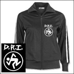 DRI - Logo Girlie Trainingsjacke (reduziert)