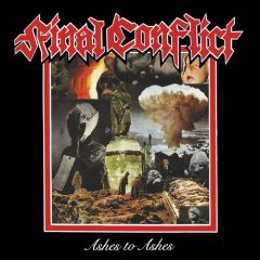 Final Conflict - Ashes To Ashes LP