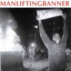 ManLiftingBanner - Red Fury LP (Mad Marx: Fury Red limited edition)