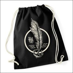 Rebel Rockers - Feather Sporty Bag