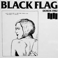 Black Flag - Demos 1982 LP