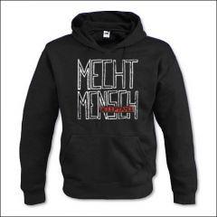 Mecht Mensch - Acceptance Hooded Sweater
