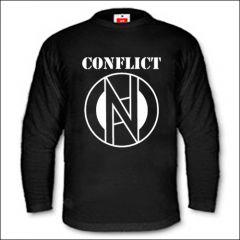 Conflict - Logo Longsleeve