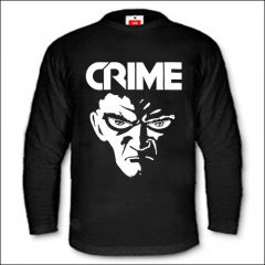 Crime - Longsleeve