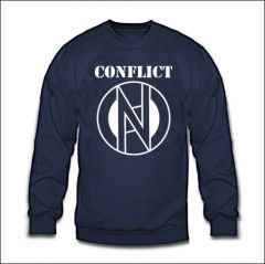 Conflict - Logo Sweater
