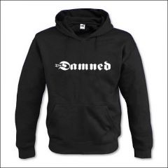 The Damned - Logo Hooded Sweater