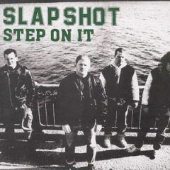 Slapshot - Step On It Lp