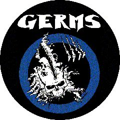 Germs - Button