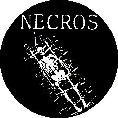 Necros - Skeleton Button