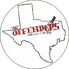 Offenders - Tex-ass Button