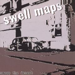 Sweel Maps - Sweep The Desert LP