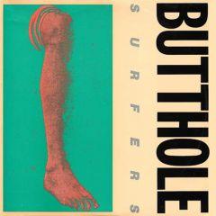 Butthole Surfers - Rembrandt Pusshorse LP